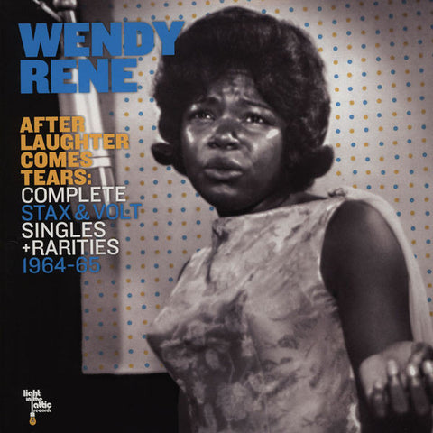 Wendy Rene ‎– After Laughter Comes Tears: Complete Stax & Volt Singles + Rarities 1964-1965 - new vinyl