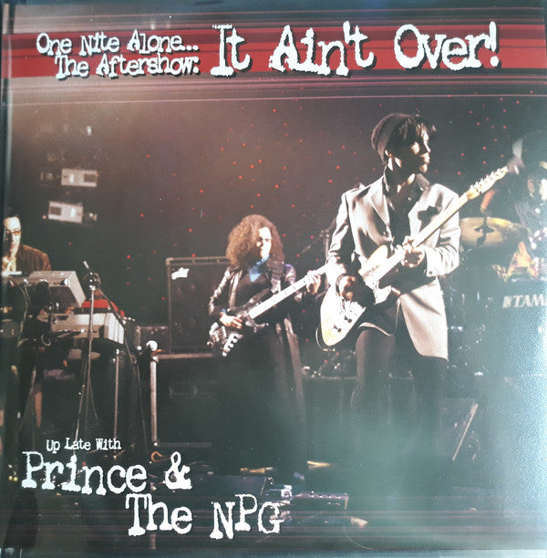 Prince & The NPG ‎– One Nite Alone... The Aftershow: It Ain't Over - new vinyl