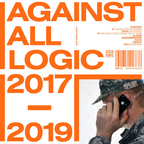 Against All Logic ‎– 2017 - 2019 - new vinyl