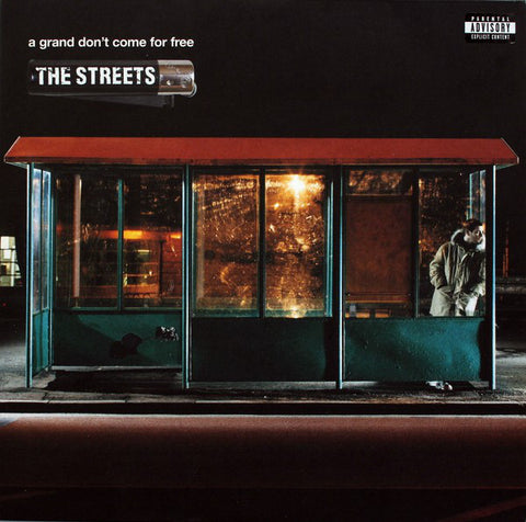 The Streets ‎– A Grand Don't Come For Free - new vinyl
