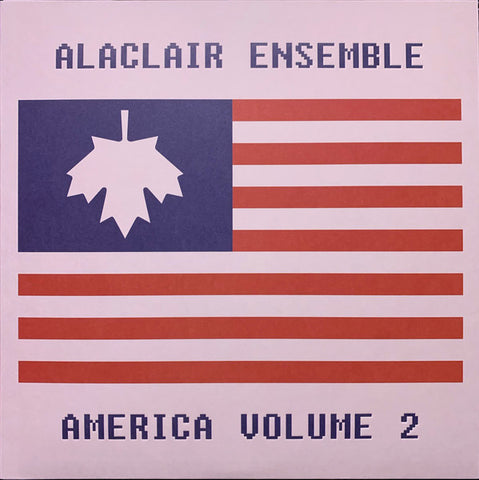 Alaclair Ensemble ‎– America Volume 2 - new vinyl