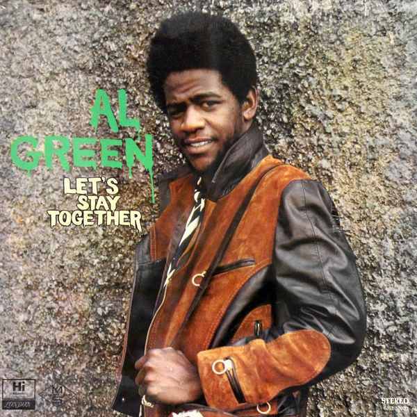 Al Green - Let's Stay Together - new vinyl