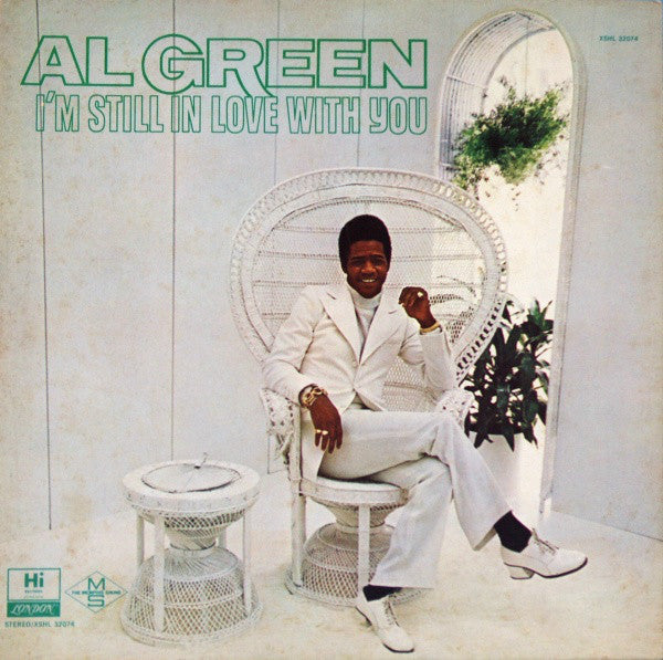Al Green ‎– I'm Still In Love With You - new vinyl
