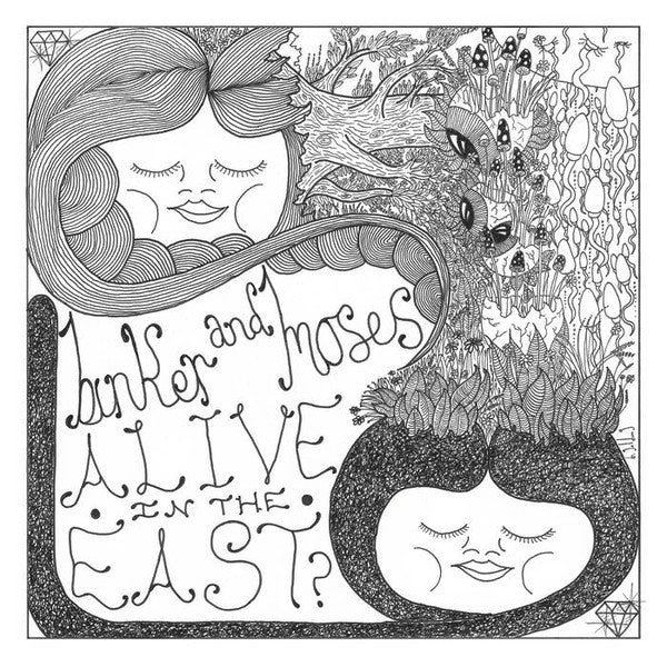 Binker And Moses ‎– Alive In The East? - new vinyl