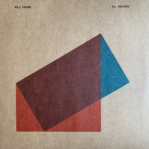 Nils Frahm ‎– All Encores - new vinyl