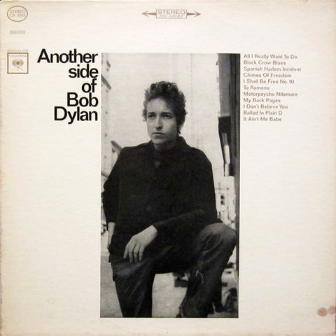 Bob Dylan ‎– Another Side Of Bob Dylan - USED VINYL