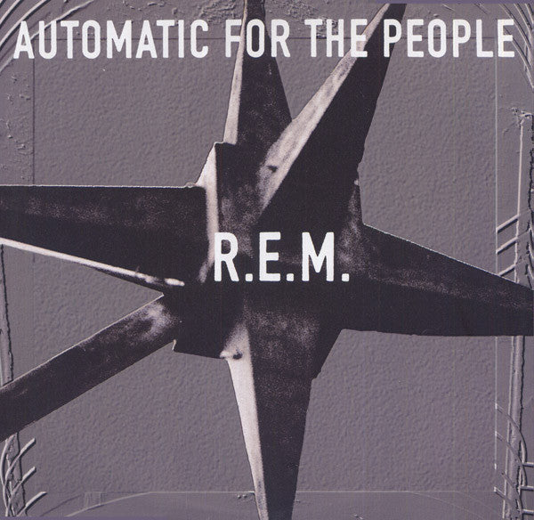 R.E.M. ‎– Automatic For The People - new vinyl