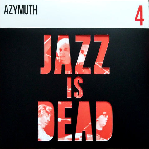 Ali Shaheed Muhammad & Adrian Younge / Azymuth ‎– Jazz Is Dead 4 - new vinyl