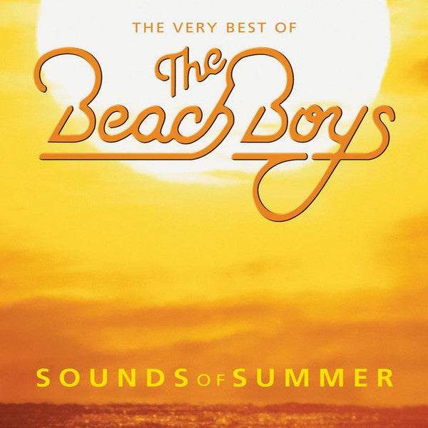 The Beach Boys ‎– Sounds Of Summer: The Very Best Of - new vinyl