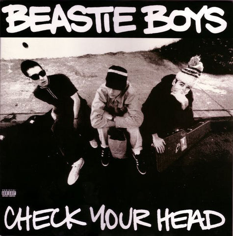 Beastie Boys - Check Your Head - new lp