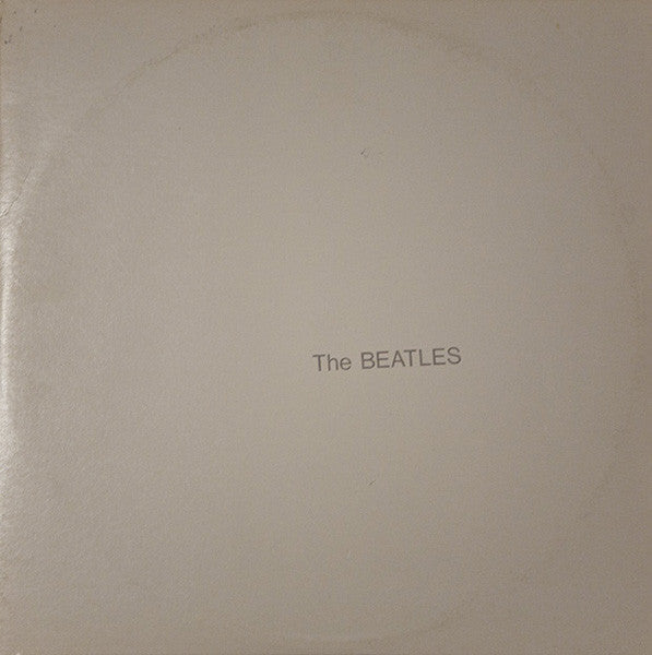 The Beatles ‎– The Beatles - USED VINYL
