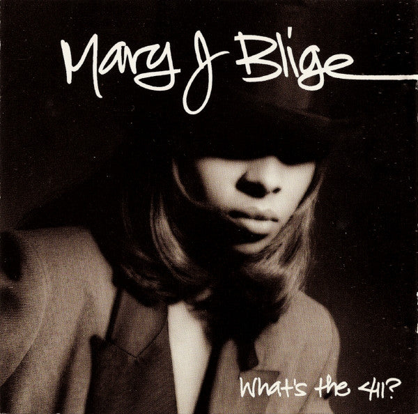 Mary J Blige What's The 411? - new vinyl