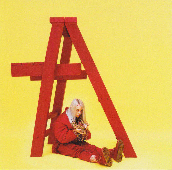 Billie Eilish ‎– Don't Smile At Me - new vinyl