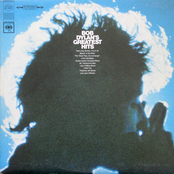 Bob Dylan ‎– Bob Dylan's Greatest Hits - USED VINYL