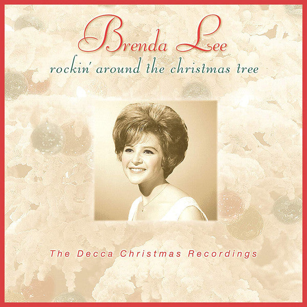 Brenda Lee ‎– Rockin' Around the Christmas Tree - The Decca Christmas Recordings - new vinyl