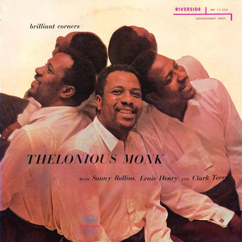 Thelonious Monk ‎– Brilliant Corners - new vinyl