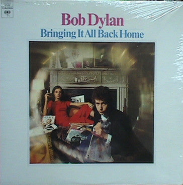 Bob Dylan ‎– Bringing It All Back Home - USED VINYL