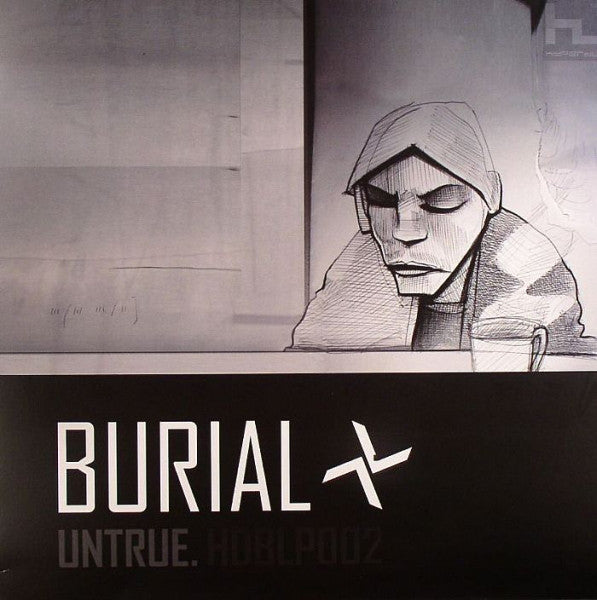 Burial ‎– Untrue - new vinyl