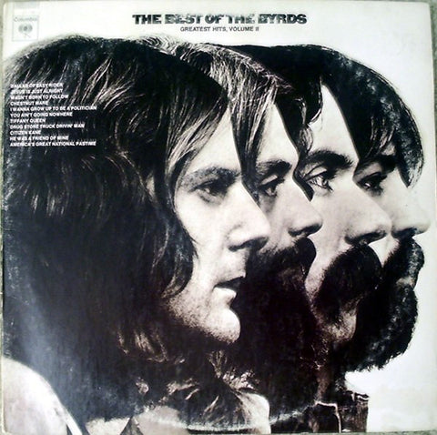 The Byrds ‎– The Best Of The Byrds - Greatest Hits, Volume II - Used Vinyl