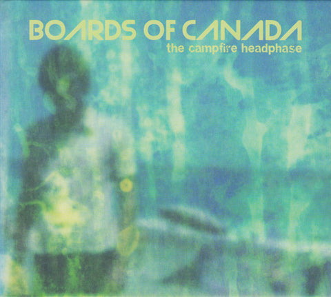 Boards of Canada - Campfire Headphase - new vinyl