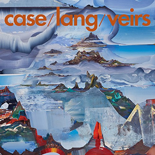 Case / Lang / Veirs - new LP