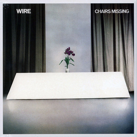 Wire ‎– Chairs Missing - new vinyl