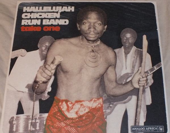 Hallelujah Chicken Run Band ‎– Take One - new vinyl