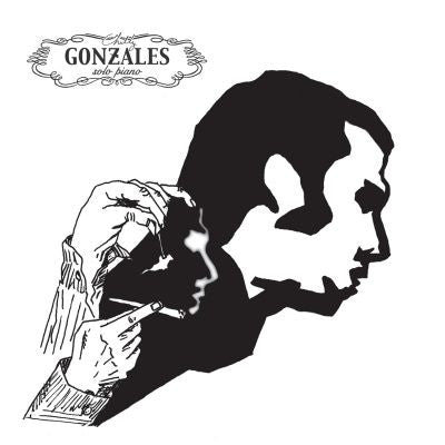 Chilly Gonzales  ‎– Solo Piano - new vinyl