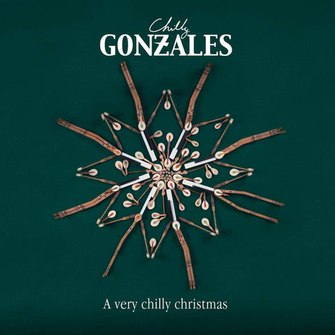 Chilly Gonzales - A Very Chilly Christmas - new vinyl