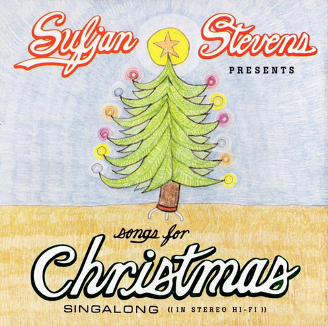 Sufjan Stevens ‎– Songs For Christmas - new vinyl
