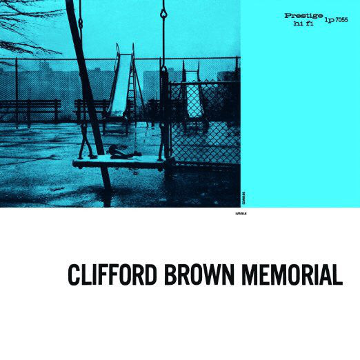 Clifford Brown ‎– Memorial - new vinyl