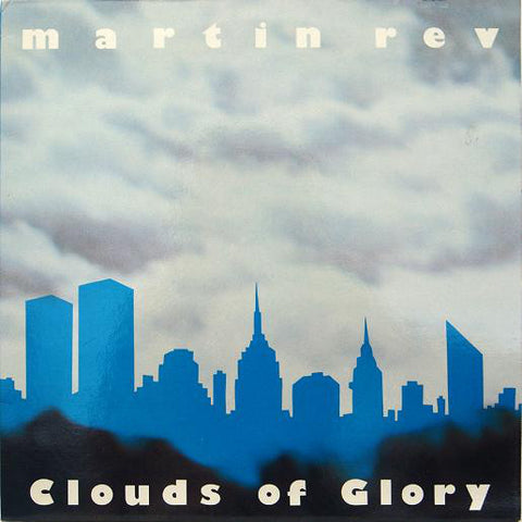 Martin Rev ‎– Clouds Of Glory - new vinyl