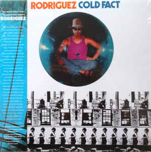 Rodriguez ‎– Cold Fact - new vinyl