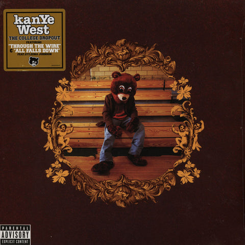 Kanye West - The College Dropout - new vinyl
