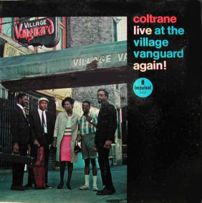 John Coltrane ‎– Live At The Village Vanguard Again! - new vinyl