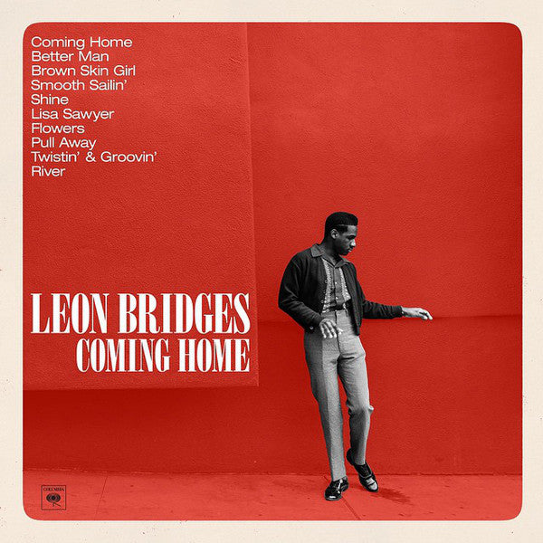 Leon Bridges ‎– Coming Home - new vinyl