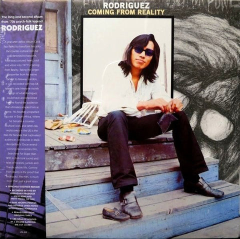 Rodriguez.- Coming From Reality - new vinyl