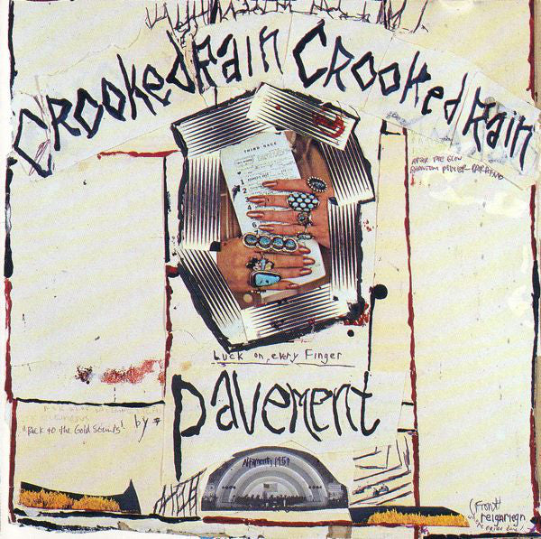Pavement - Crooked Rain, Crooked Rain - new vinyl