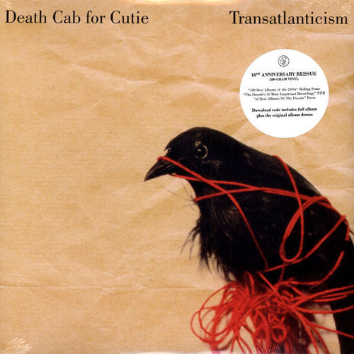 Death Cab For Cutie ‎– Transatlanticism - new vinyl