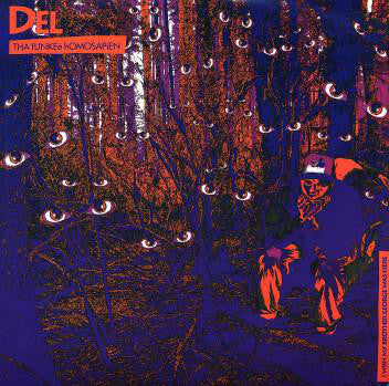 Del Tha Funky Homosapien ‎– I Wish My Brother George Was Here - new vinyl