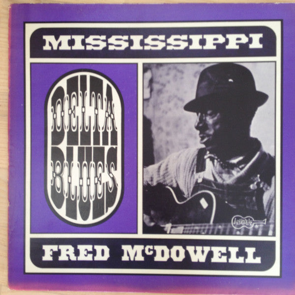 Mississippi Fred McDowell ‎– Delta Blues - new vinyl