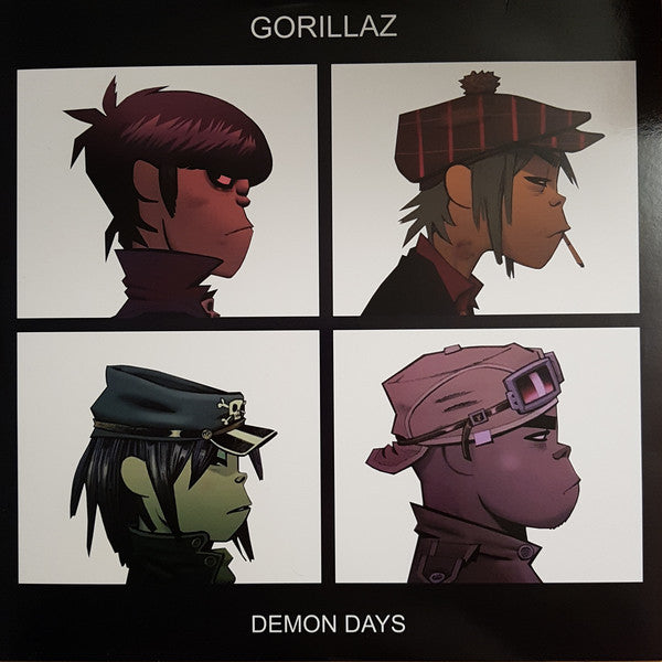 Gorillaz ‎– Demon Days - new vinyl