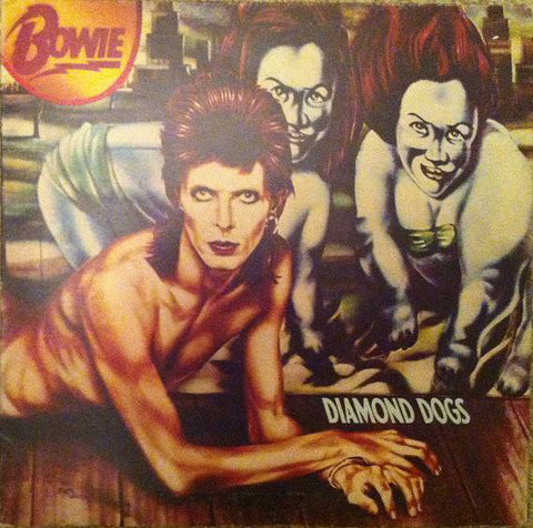 David Bowie - Diamond Dogs - new vinyl