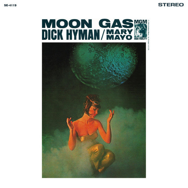 Dick Hyman / Mary Mayo ‎– Moon Gas - new vinyl