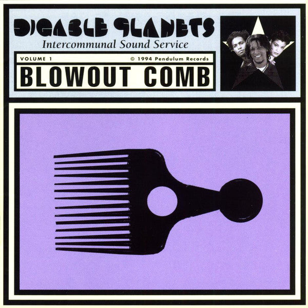 Digable Planets - Blowout Comb - new vinyl