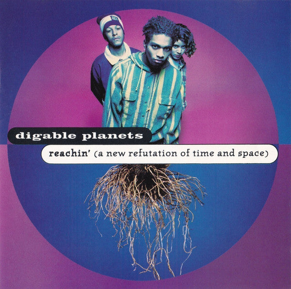 Digable Planets ‎– Reachin' (A New Refutation Of Time And Space) - new vnyll