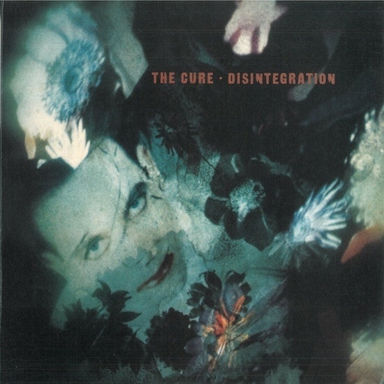 The Cure - Disintegration (UK PRESS) - new vinyl