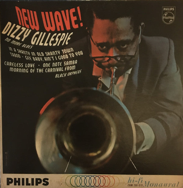 Dizzy Gillespie ‎– New Wave! - Used Vinyl