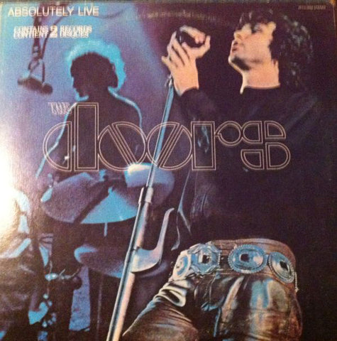 The Doors ‎– Absolutely Live - USED VINYL