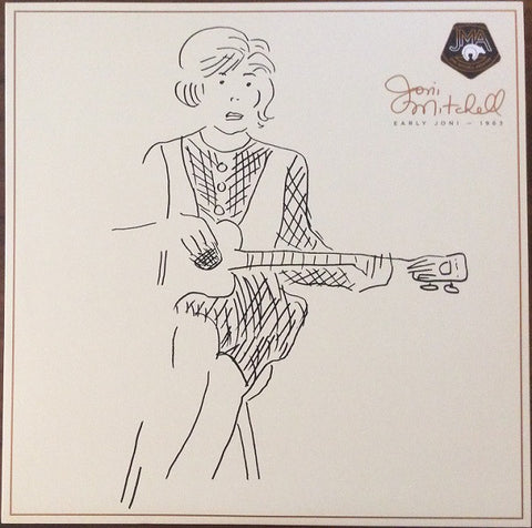 Joni Mitchell ‎– Early Joni - 1963 - new vinyl